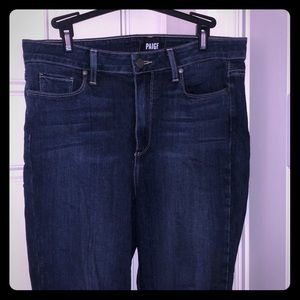 Paige Denim Hoxton Ankle Jeans